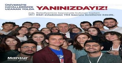 Mansur Yavaş Sözünü Tuttu ve Ailesi İşsiz Kalan Gençlerin YKS Ücretlerini Yatırdı