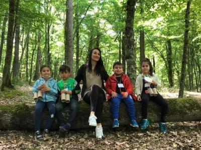 Okullarda Orman Projesi Devam Ediyor