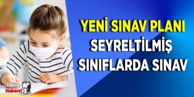 Okulların yeni sınav planı