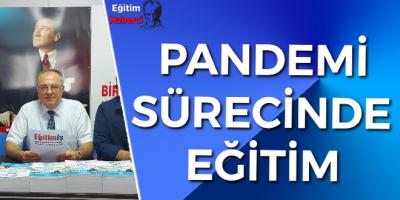 PANDEMİ SÜRECİNDE EĞİTİM