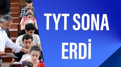 Tyt Sona Erdi