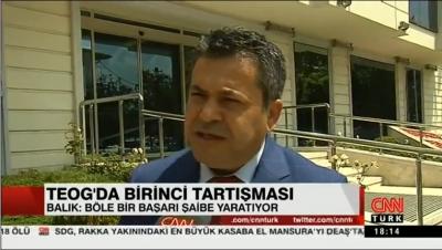 TEOG`DA BİNLERCE BİRİNCİ TARTIŞMASI-CNN TURK 03.06.2017